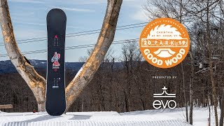 Academy Propacamba Review: Men's Park Winner – Good Wood Snowboard Test 2018-2019
