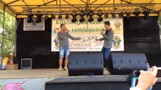 Peter Srámek & Zámbó Krisztián; ByeBye lány