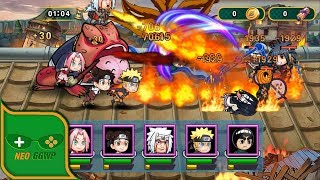 Ninja Rebirth - Monster Legend (Naruto) Android Role Playing Gamepl...