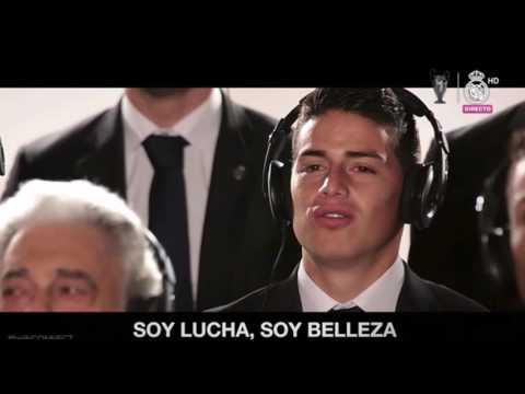 Himno Real Madrid Nueva Versión Oficial 2016 | La Undécima |