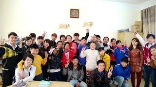 Lớp K5_du lịch.Trường CĐ Công Nghệ và Thương Mại Hà Nội