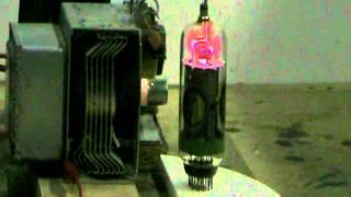 Magnetron #7 - Some Vacuum Tubes