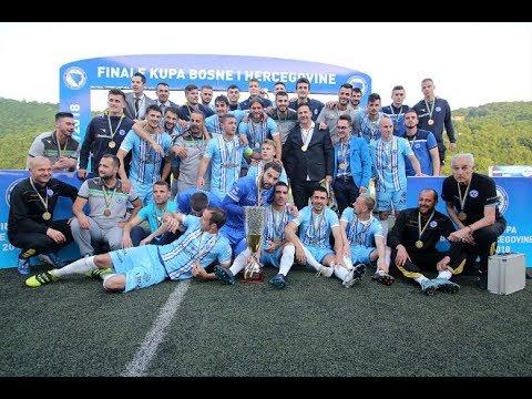 Izvještaj: FK Krupa - FK Željezničar 0:4 (FULL HD)