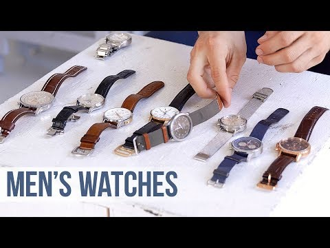 Men's Watches At Every Price Point | My Personal Watch Collection