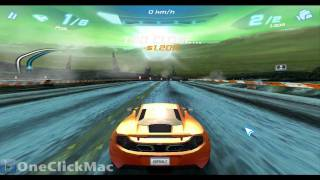 Asphalt 6: Adrenaline for Mac Gameplay (HD) - OneClickMac