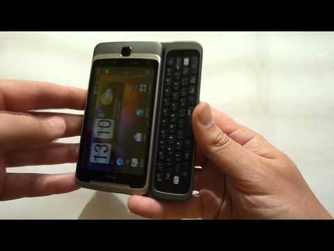 HTC Desire Z: Vybalení a první dojmy