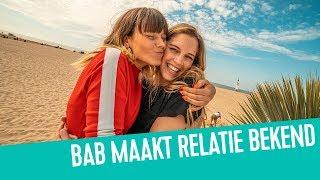 Bab Buelens maakt relatie met Vincent Banic bekend | Jolien Roets