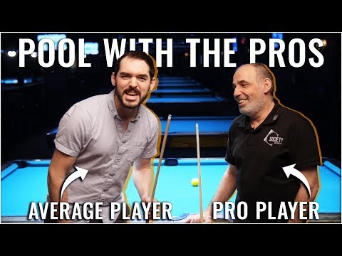 A lesson from pro pool player Jon Smith | From Average To Good