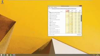 Windows 8 perte de l'affichage du bureau, restaurer explorer.exe