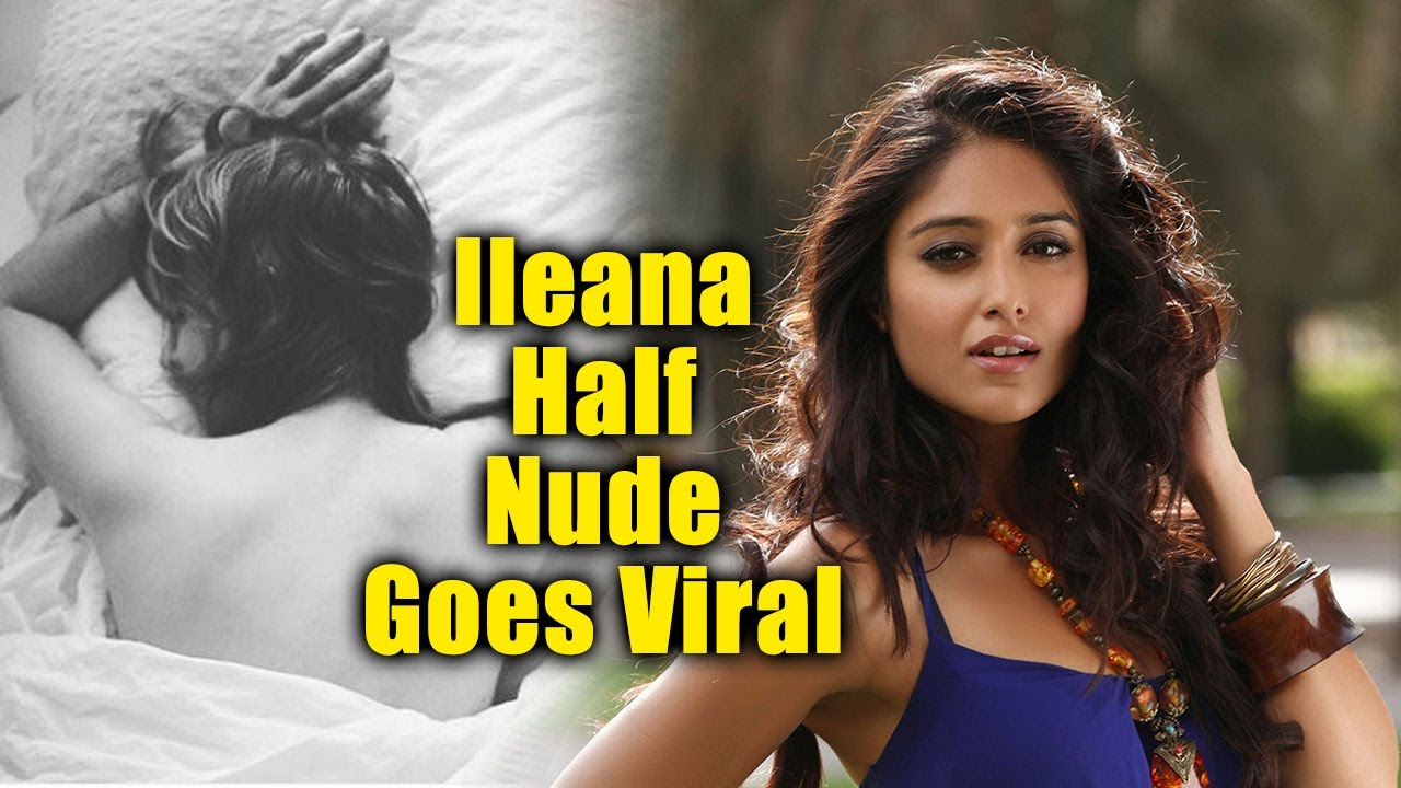 Draw? ileana nude sexy movie share your