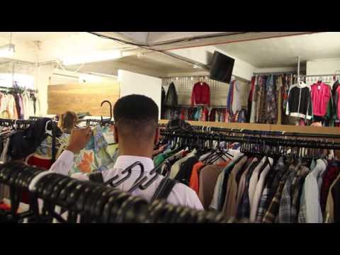 Vintage Shopping (Eastside Thrift Store) Pt 1