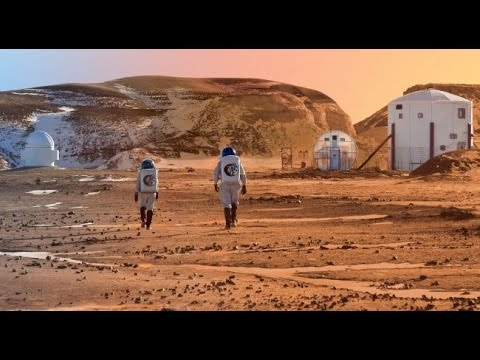 Новые программы освоения Марса на 2020 год. Документальный фильм