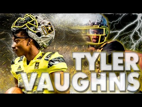 Tyler Vaughns | Bishop Amat High School | WR | Senior | U.S. All-American Bowl