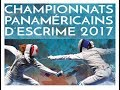 2017 Pan Am Championships - Montreal - Saturday, 17 June - Team Men's Epee - GREEN Piste