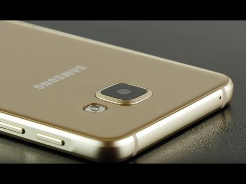 Samsung Galaxy A3 2016, недорогой телефон с хорошей камерой; Galaxy A3 Full Review