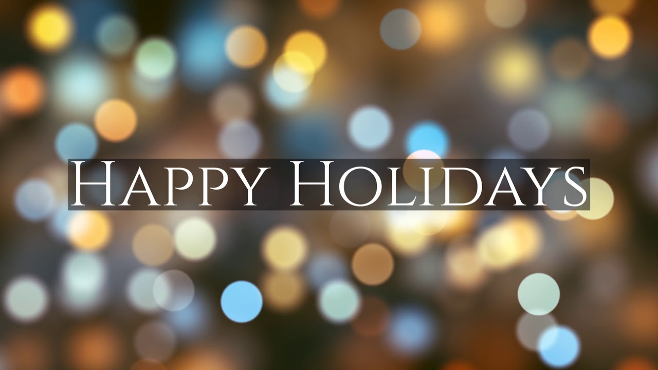 Holiday greetings from list to close inc youtube holiday greetings from list to close inc m4hsunfo