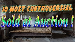 10 Most Controversial Things Ever Sold at Auction ! PBS