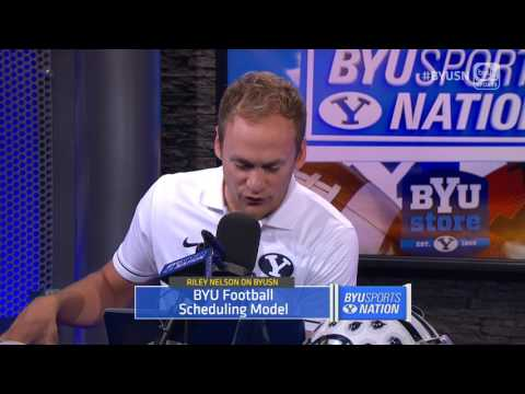 Riley Nelson on BYUSN