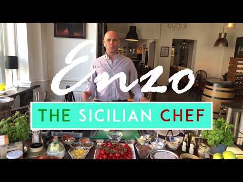 The Sicilian Chef - Pasta Pomodoro