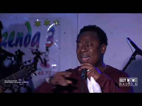 OUR LOVE IS FOREVER - MASS KONPA OF GRACIA DELVA LIVE IN MARTINIQUE 11-NOV-18
