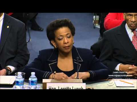 US Attorney General On the State of Marijuana