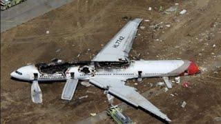 سقوط طائره فلاي دبي