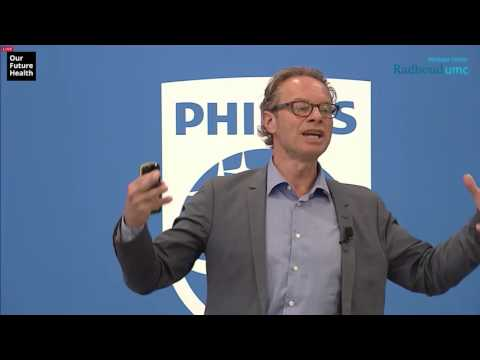 Jeroen Tas Philips Healthcare, finance & banking at Our Future Healt 2016 Global