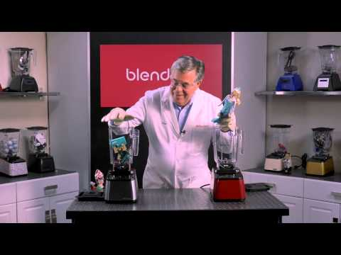 Will It Blend? - Frozen and Minecraft…no, really!