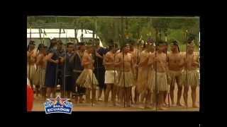 BAILA ECUADOR - Puyo coreografia