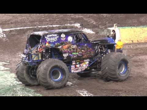 MONSTER JAM UK @ Principality Stadium, Cardiff 03-09-16
