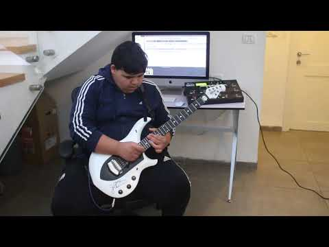 John Petrucci Lost Without You Guitar
