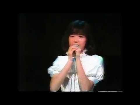 일본인가수 Junko Tokumaru (徳丸純子) -  Sei Firstlove (聖・ファーストラブ)  1983