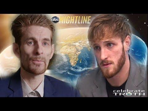 ABC Nightline - Rise Of Flat Earth & Logan Paul 2019