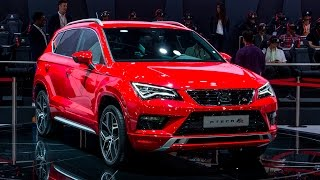 Seat Ateca FR - First look, Inside, Trunk and Details