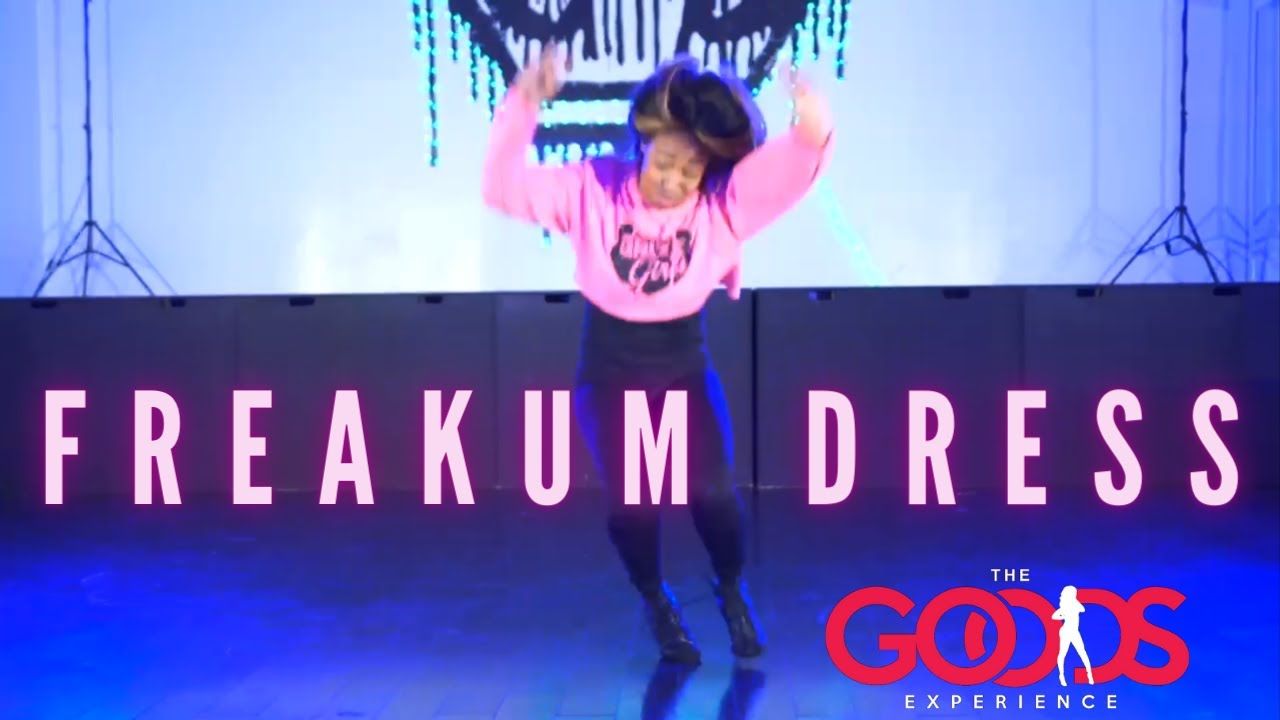 Freakum Dress by Beyonce Choreography by Trinica G.
