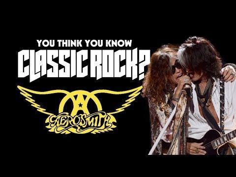 Aerosmith - You Think You Know Classic Rock?
