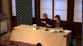 Domenico Starnone presenta