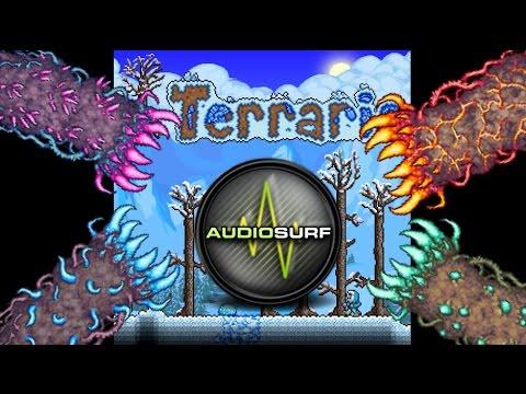 Audiosurf - Lunar Boss - Terraria Soundtrack Volume 2