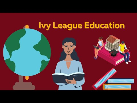 1 Выпуск Ivy League Edu