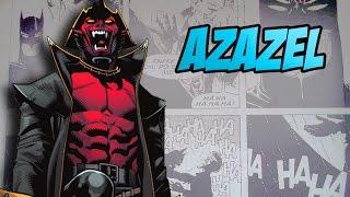 Supervilões Origens:   Azazel