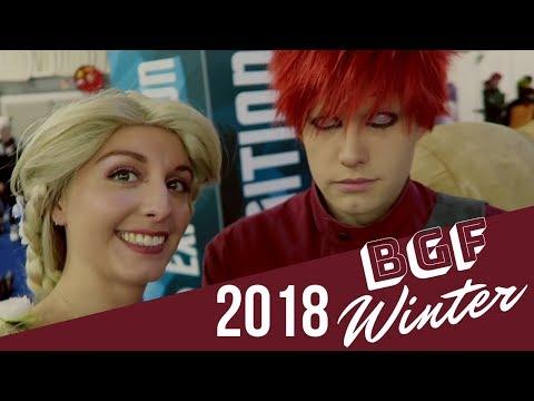 En RAIPONCE & GAARA au BGF WINTER ❄️ thumbnail