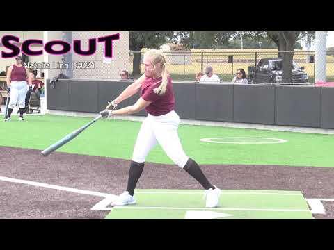 Scout Softball   Natalia Linn   Premium Skills Video Up To 4K