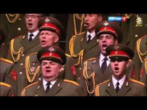 Прощание славянки Farewell Of Slavianka   Alexanrdov Red Army Choir 2016