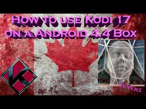 how to delete kodi on android box