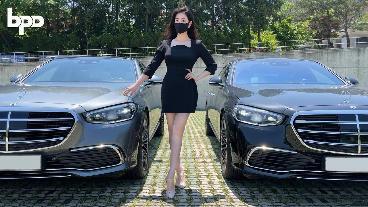 벤츠 S클래스 580 VS 350d , 7천만원 차이라고?? 역시 클라쓰가 달라!!!!