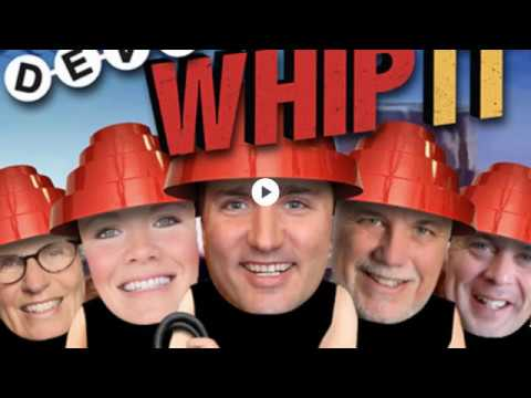 JibJab Whip it! ft. Justin Trudeau Sophie Grégoire Kathleen Wynne Philippe Couillard Andrew Scheer
