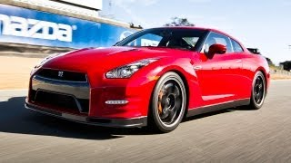2014 Nissan GT-R Track Pack Hot Lap! - 2013 Best Driver's Car Contender