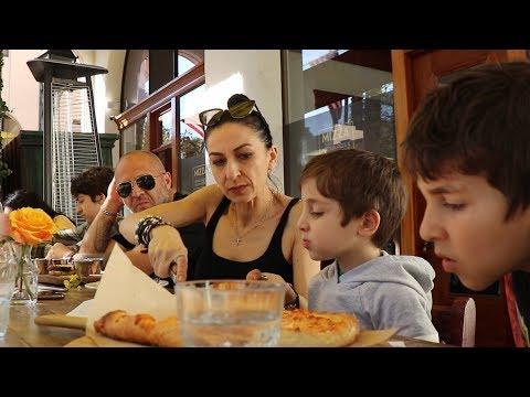 Շատ Համեղ Ընթրիք - Սանտա Բարբարա - Heghineh Armenian Family Vlog 311 - Mayrik By Heghineh