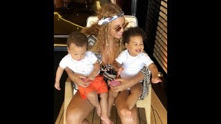 Beyonce Shares New Close-Up Look At Her Twins As She Reflects On 2019 With Touching Video