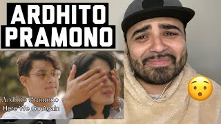 Reacting to Ardhito Pramono - Here We Go Again / Fanboi (Official Music Video)